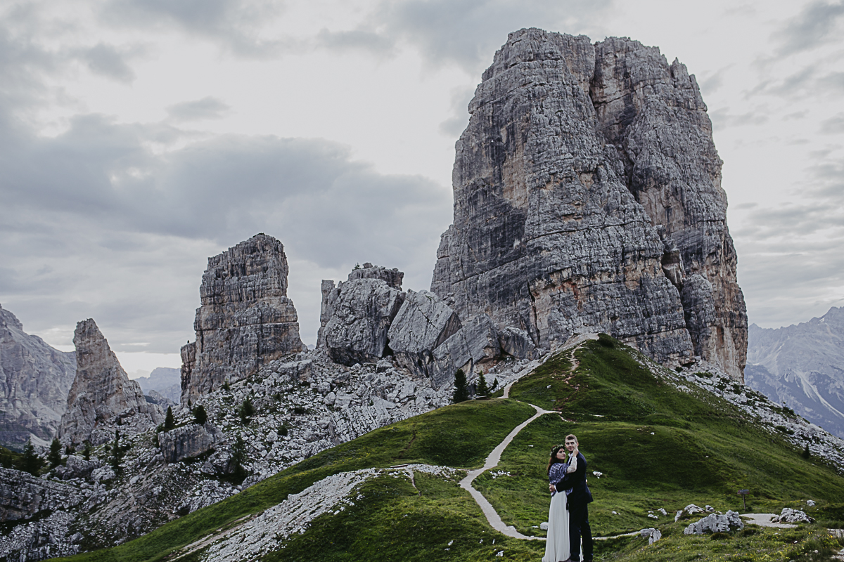 Sesja ślubna w Dolomitach_wedding session in Dolomites-131