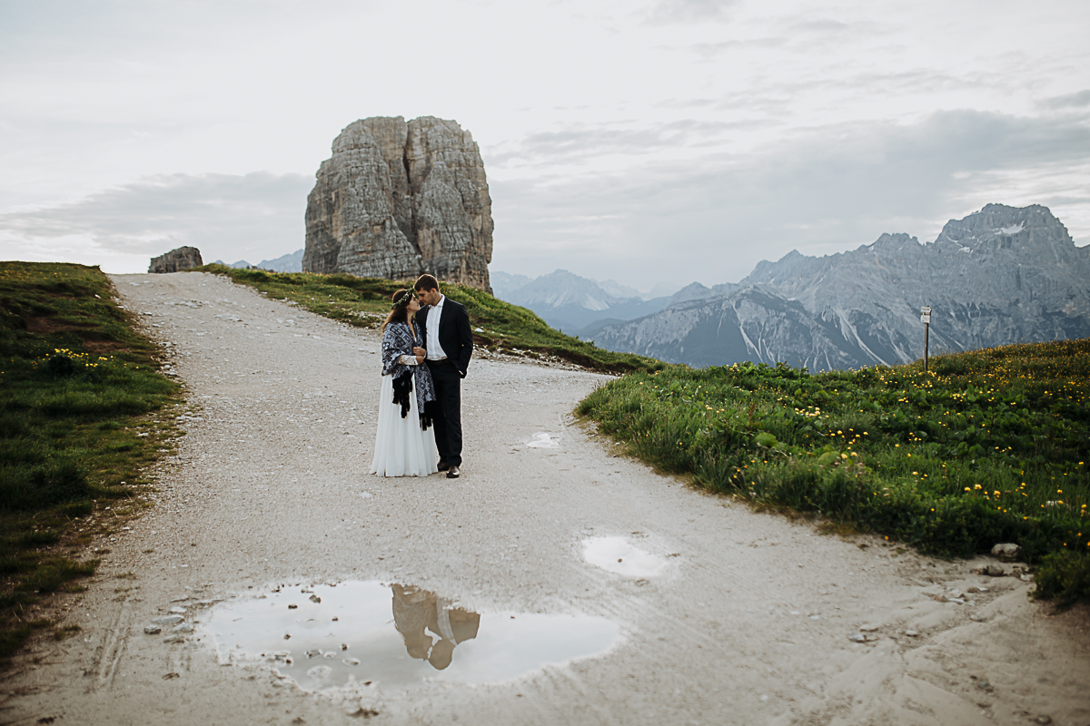 Sesja ślubna w Dolomitach_wedding session in Dolomites-154