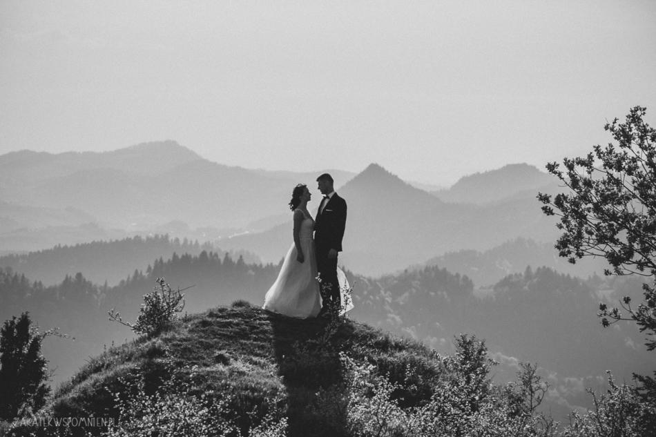 sesja ślubna w Pieninach-19