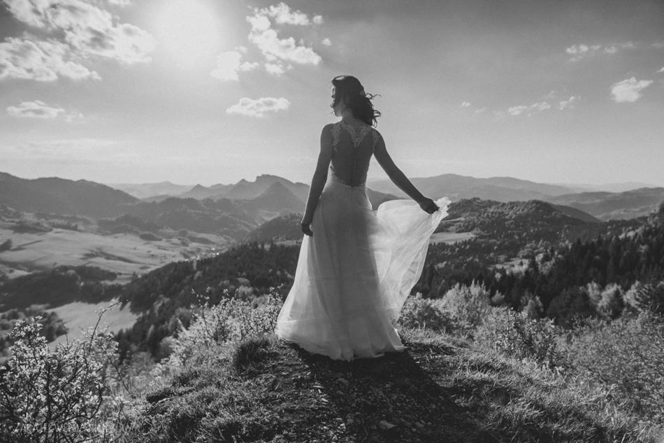 sesja ślubna w Pieninach-21