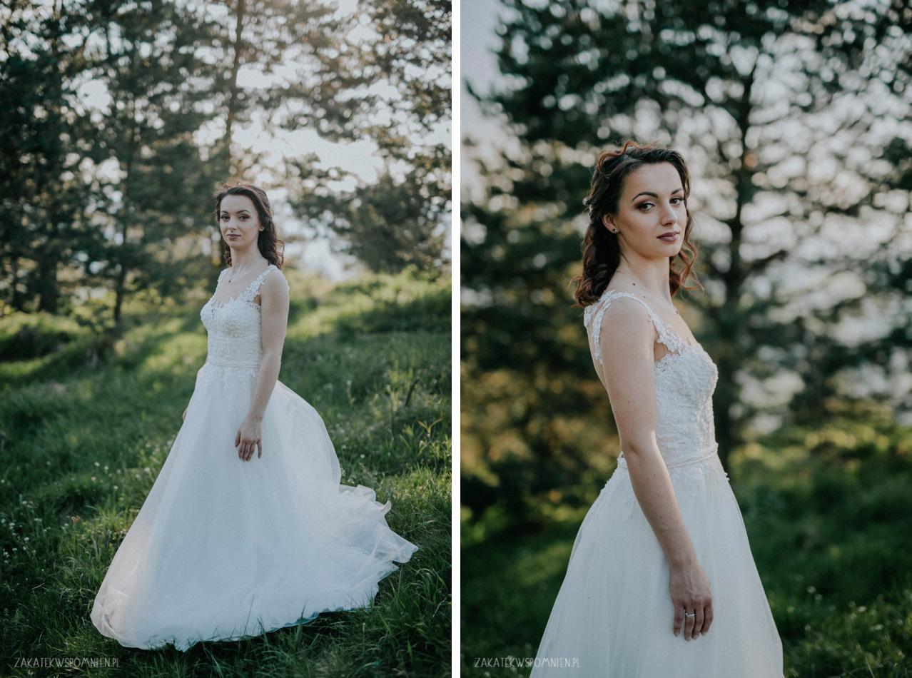 sesja ślubna w Pieninach-27