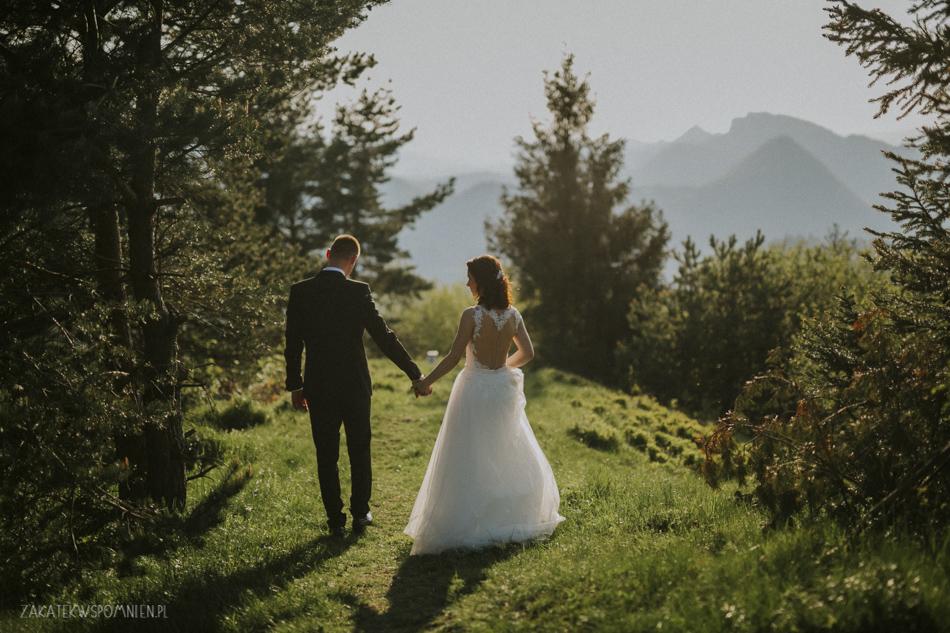 sesja ślubna w Pieninach-34