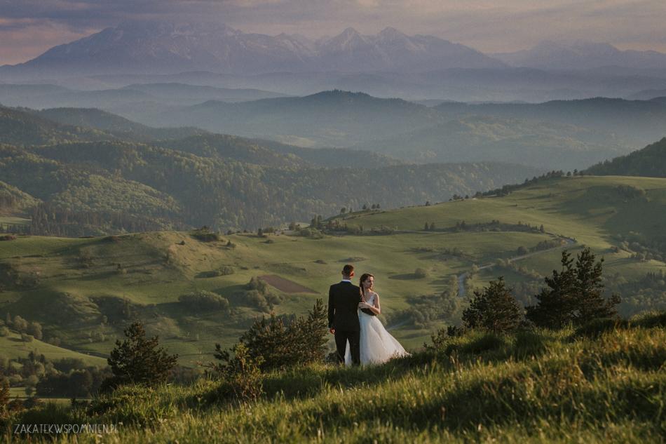 sesja ślubna w Pieninach-52