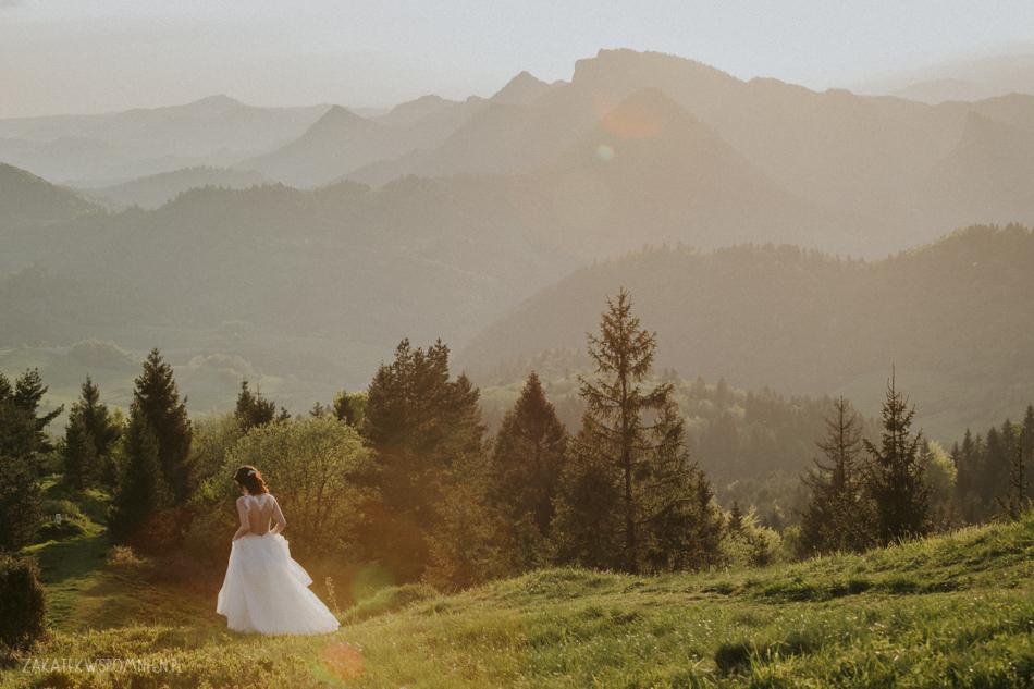 sesja ślubna w Pieninach-58