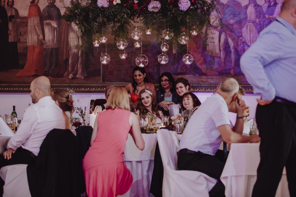 Ślub na zamku królewskim w Niepołomicach-116