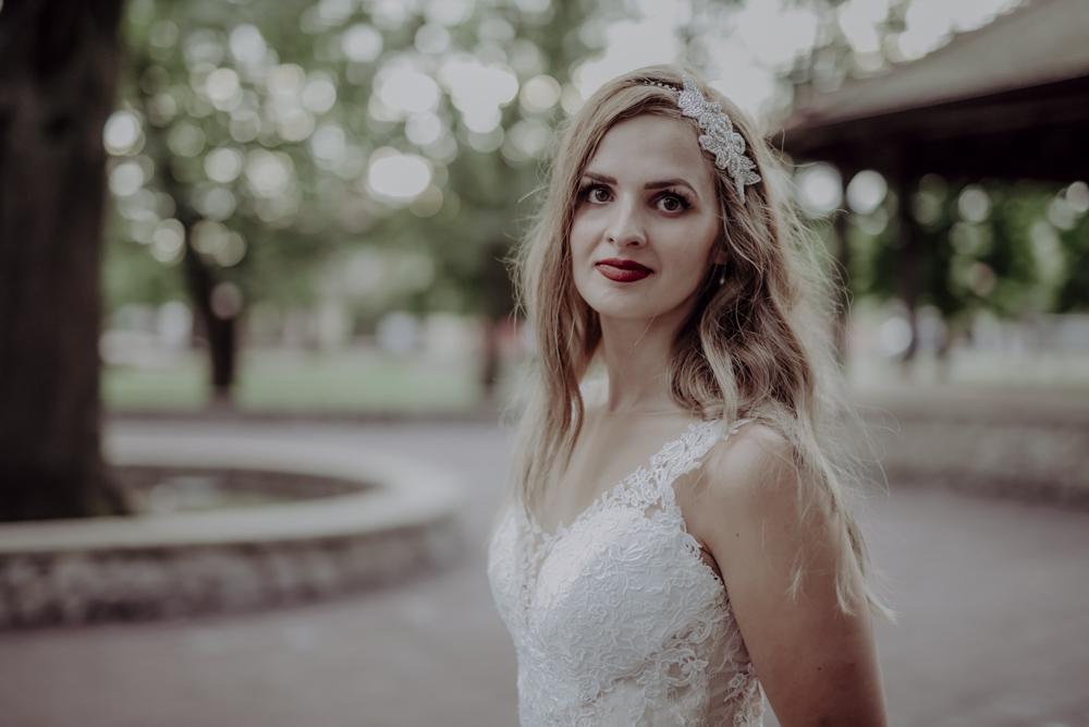 Ślub na zamku królewskim w Niepołomicach-149