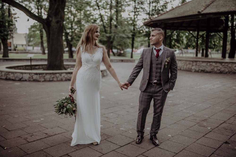 Ślub na zamku królewskim w Niepołomicach-151
