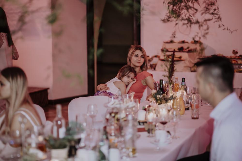 Ślub na zamku królewskim w Niepołomicach-202
