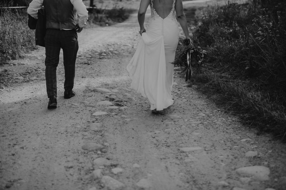 Ślub na zamku królewskim w Niepołomicach-219