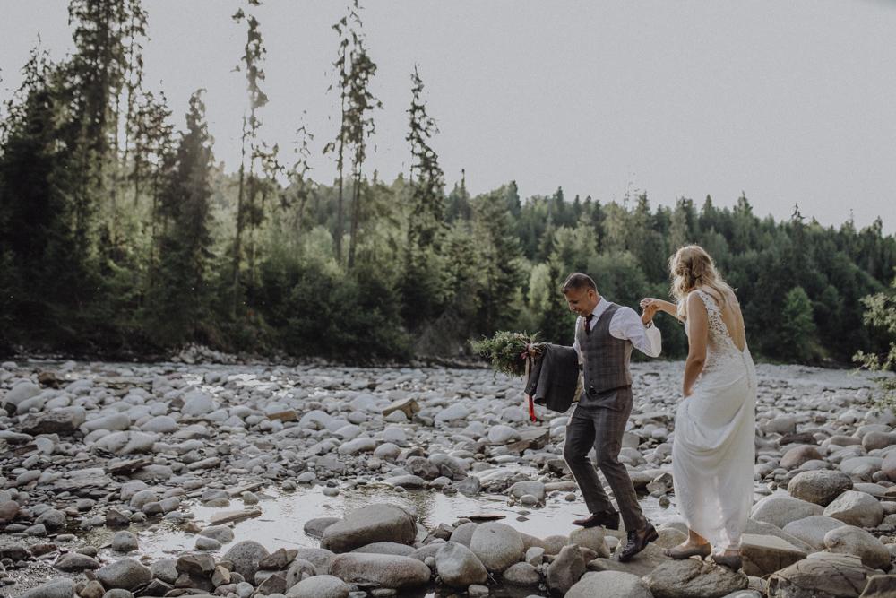Ślub na zamku królewskim w Niepołomicach-220