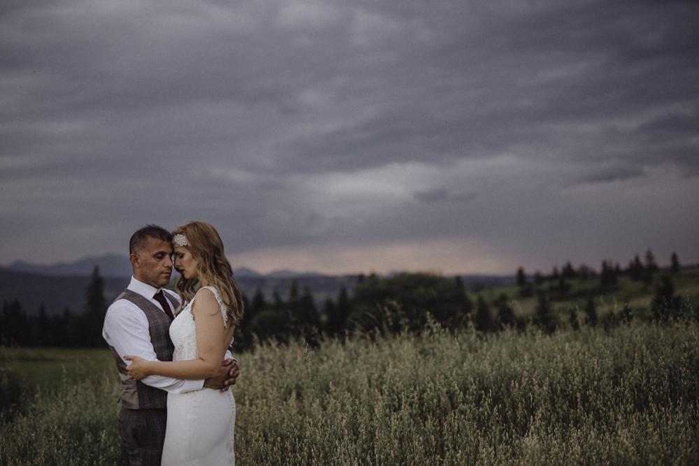 Ślub na zamku królewskim w Niepołomicach-250