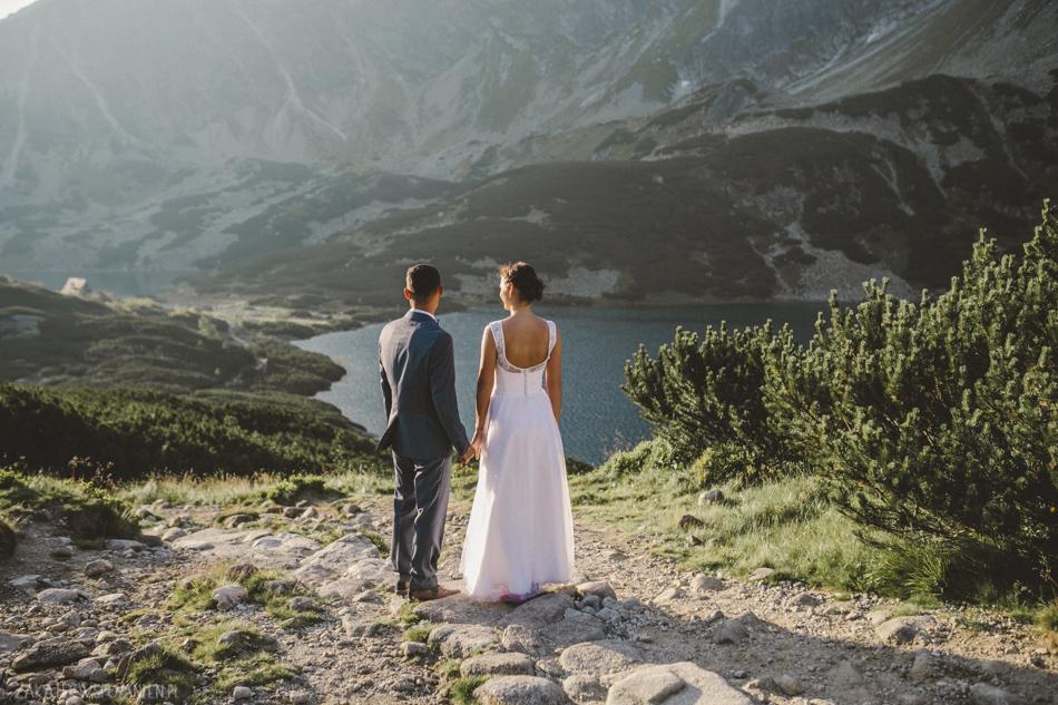 Sesja ślubna w Tatrach-40