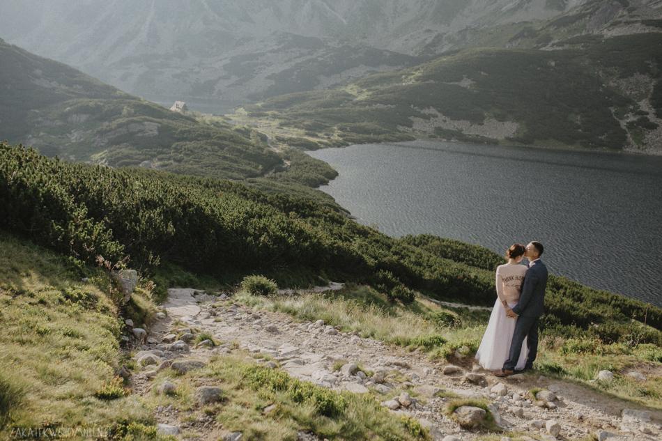 Sesja ślubna w Tatrach-58
