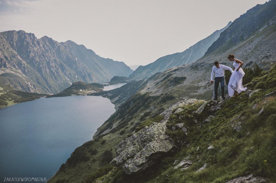 Sesja ślubna w Tatrach-89