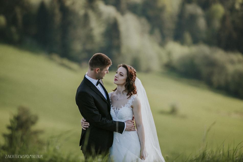 sesja ślubna w Pieninach-14