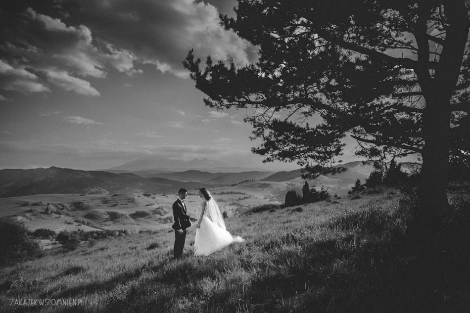 sesja ślubna w Pieninach-16