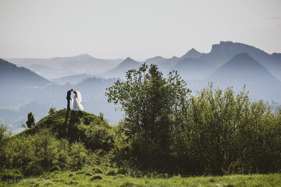 sesja ślubna w Pieninach-18