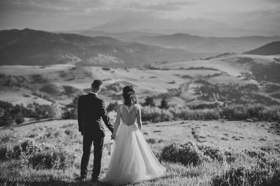 sesja ślubna w Pieninach-23
