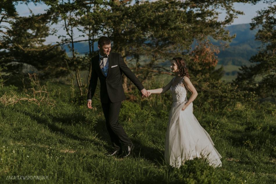 sesja ślubna w Pieninach-24