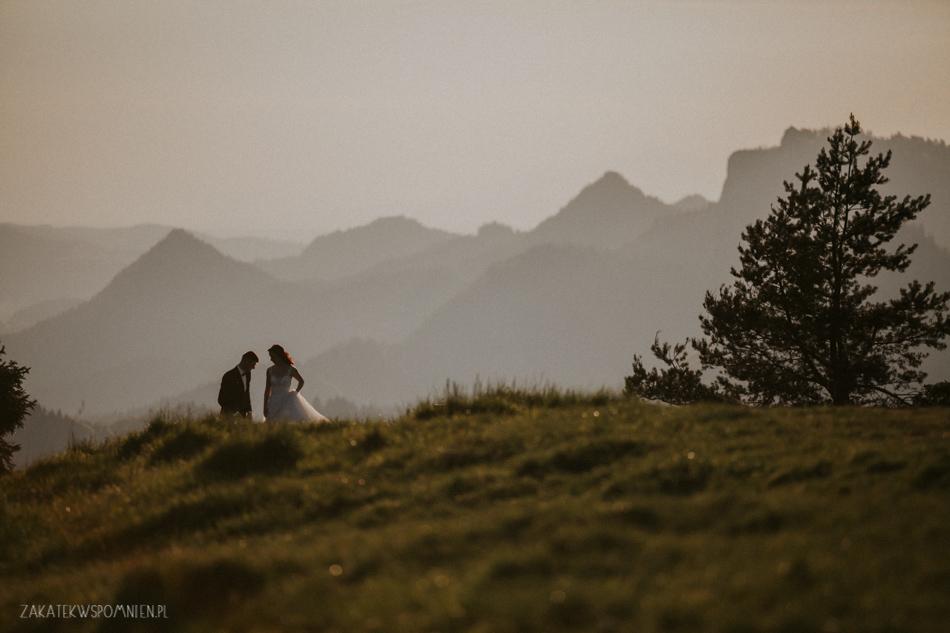 sesja ślubna w Pieninach-48