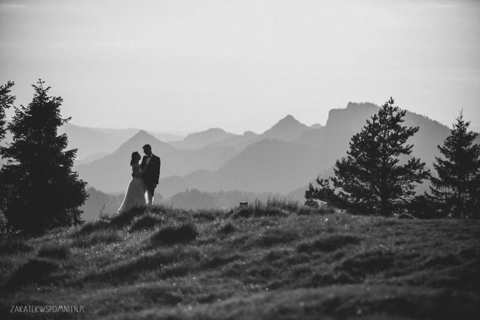 sesja ślubna w Pieninach-49