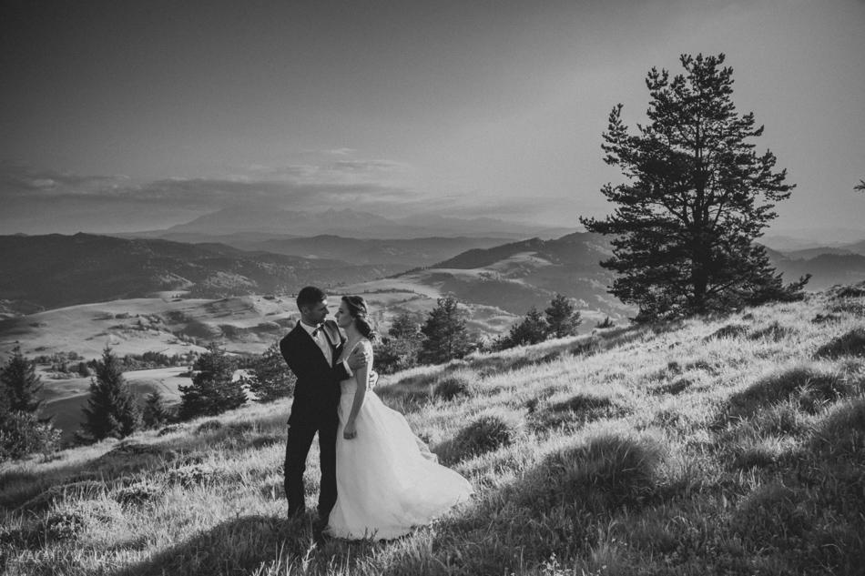 sesja ślubna w Pieninach-50