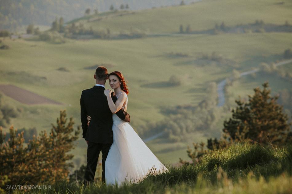 sesja ślubna w Pieninach-51