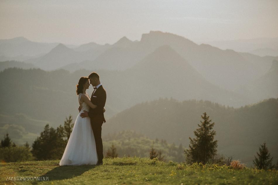 sesja ślubna w Pieninach-54