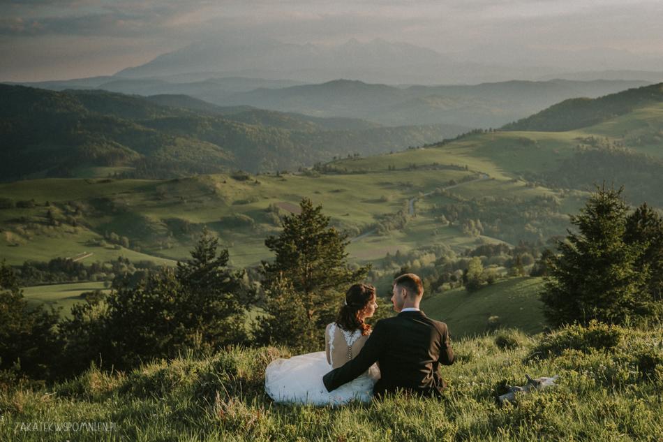 sesja ślubna w Pieninach-55