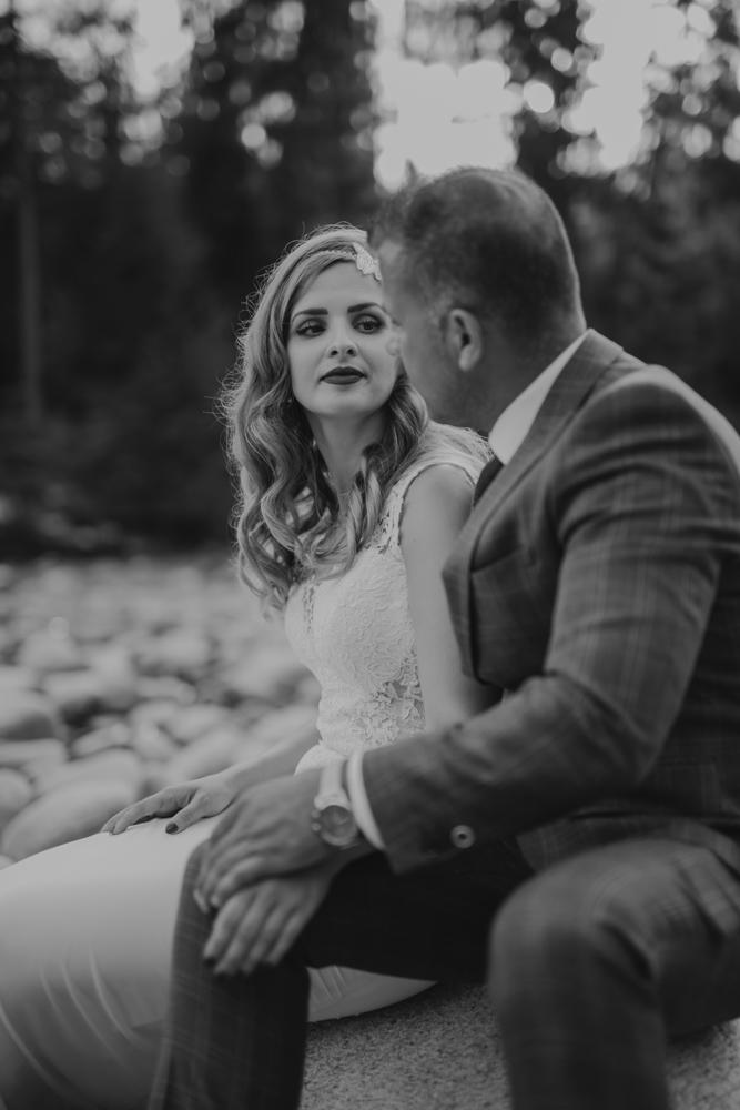 Ślub na zamku królewskim w Niepołomicach-224