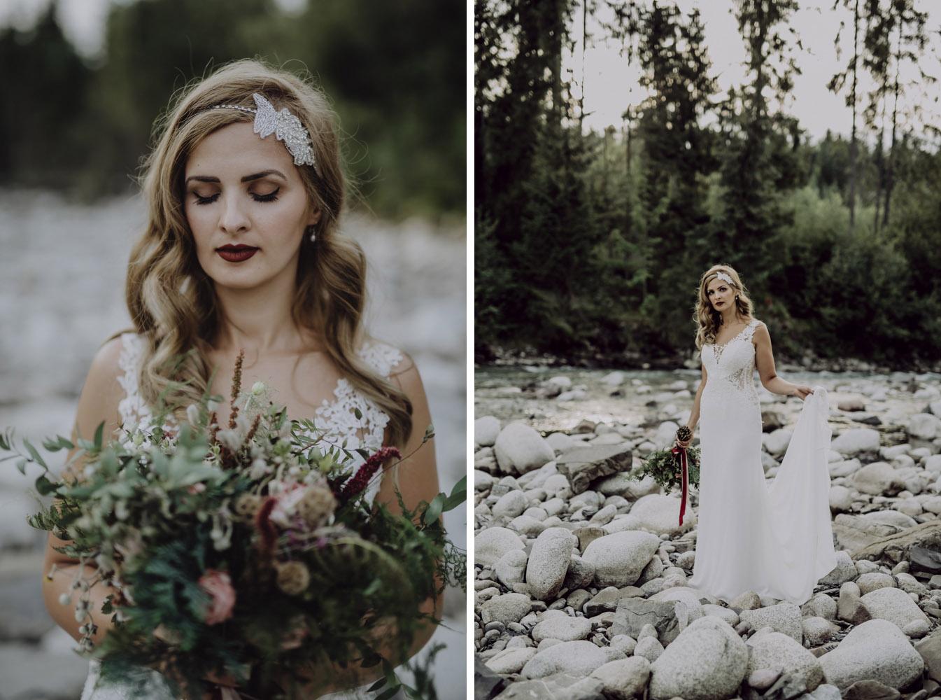 Ślub na zamku królewskim w Niepołomicach-228