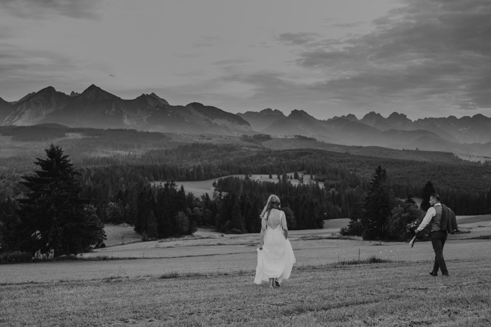 Ślub na zamku królewskim w Niepołomicach-234