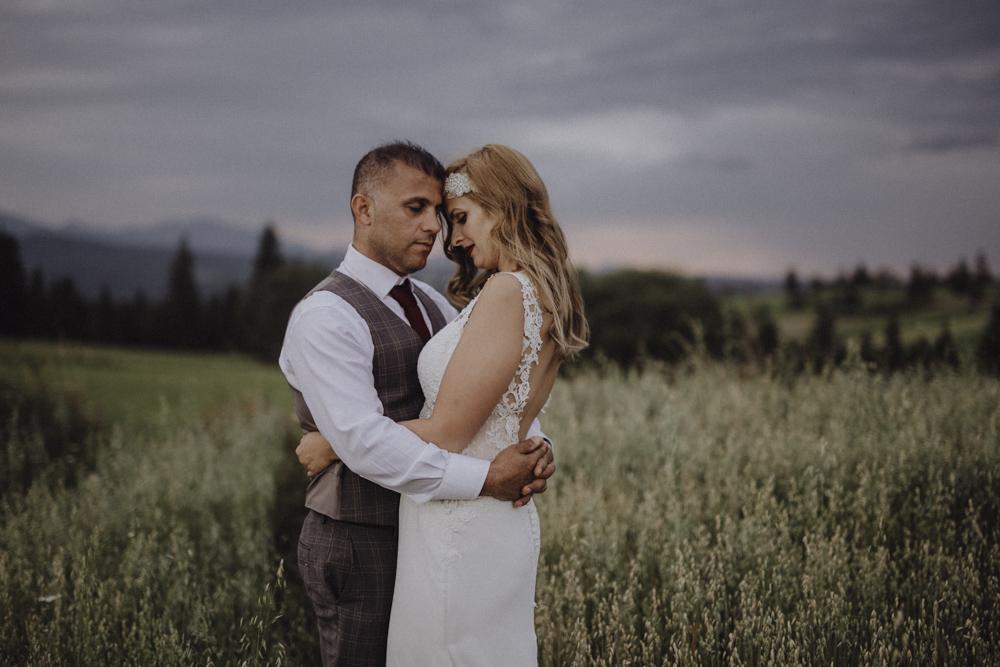 Ślub na zamku królewskim w Niepołomicach-247