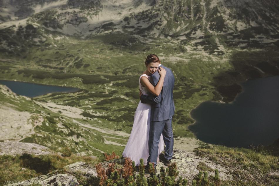 Sesja ślubna w Tatrach-109