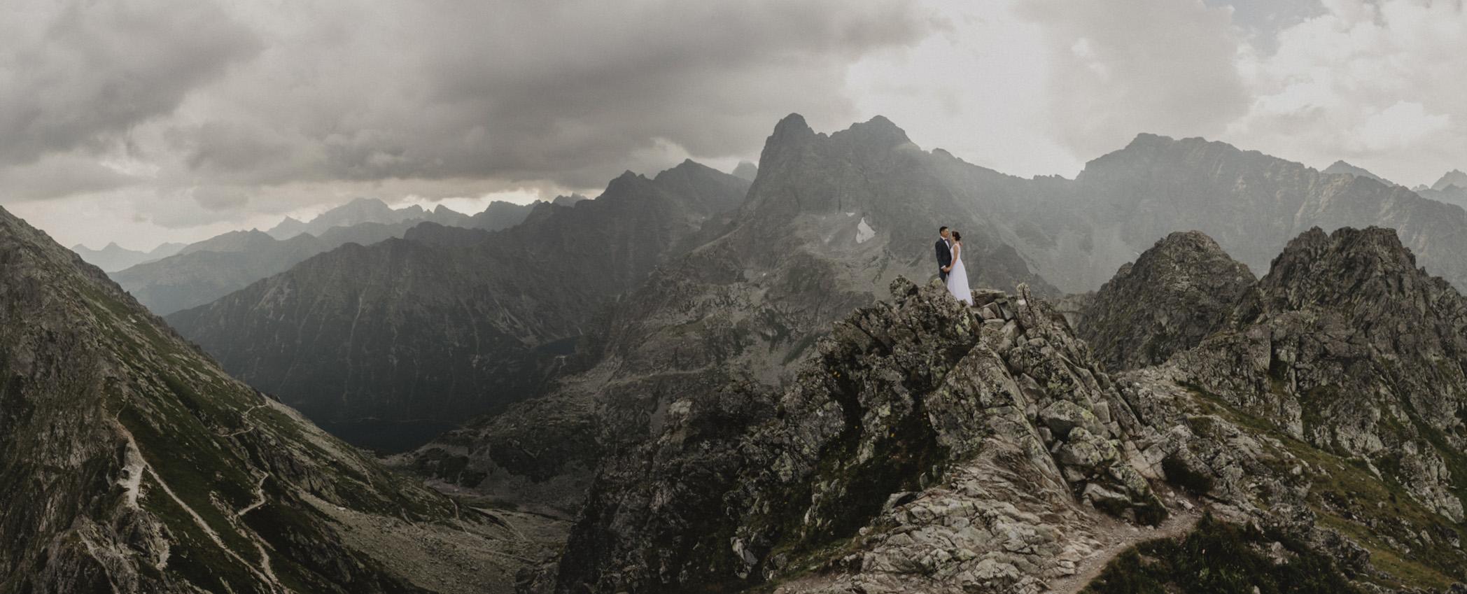 Sesja ślubna w Tatrach-131