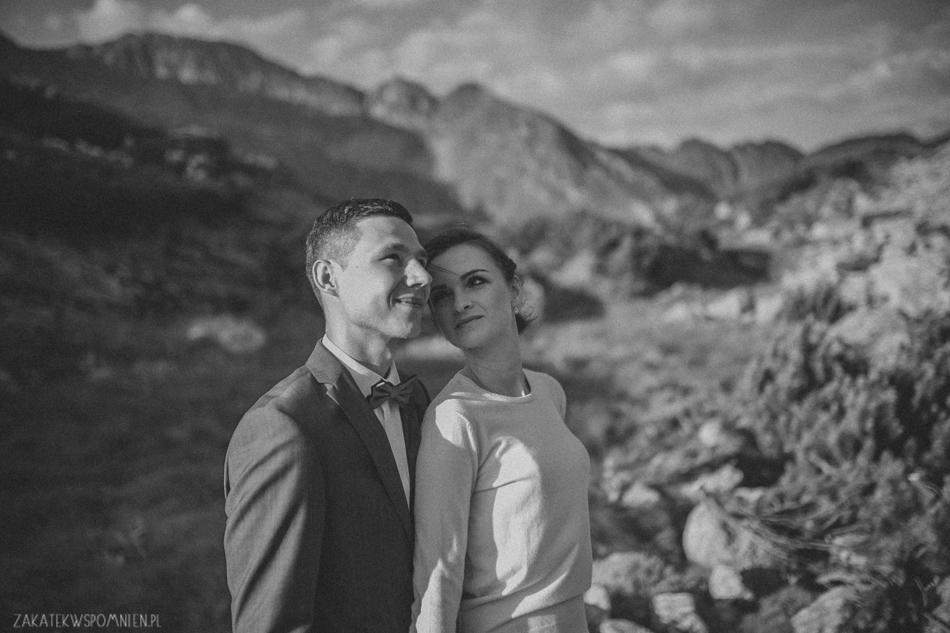 Sesja ślubna w Tatrach-52