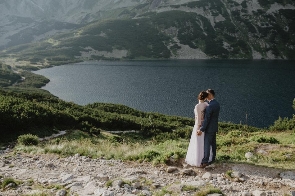 Sesja ślubna w Tatrach-57