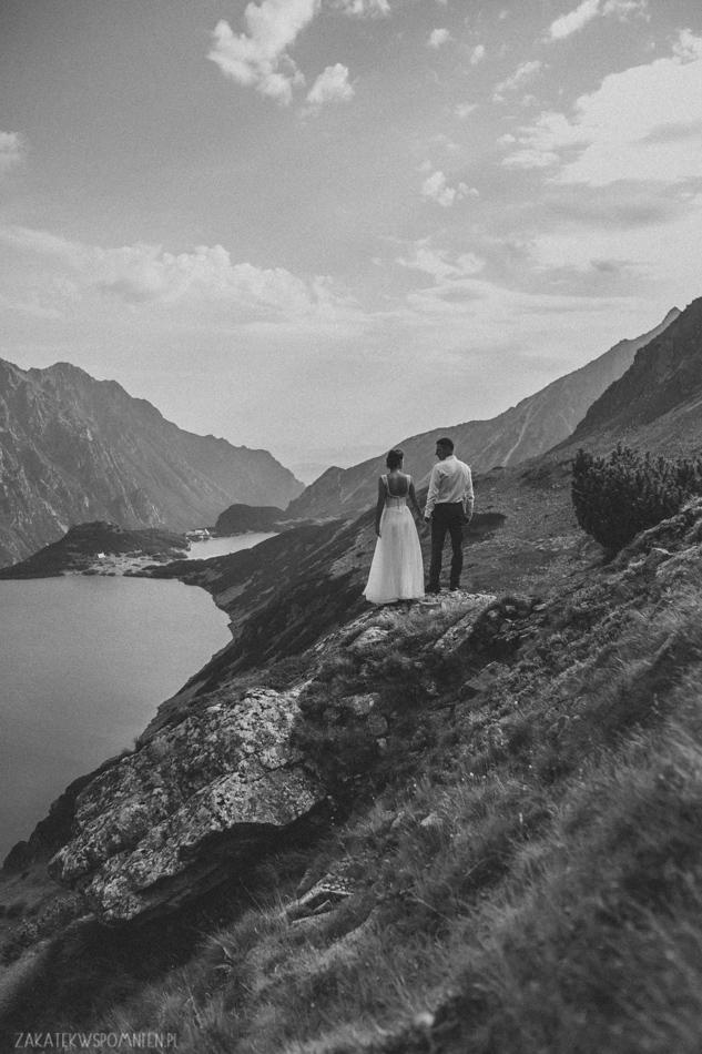 Sesja ślubna w Tatrach-90
