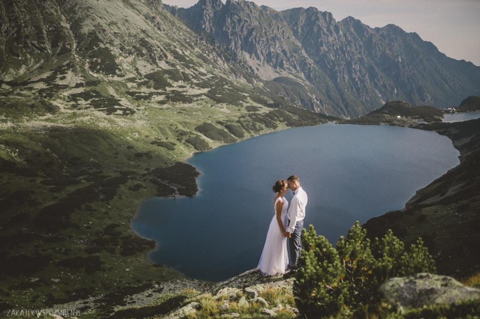 Sesja ślubna w Tatrach-91