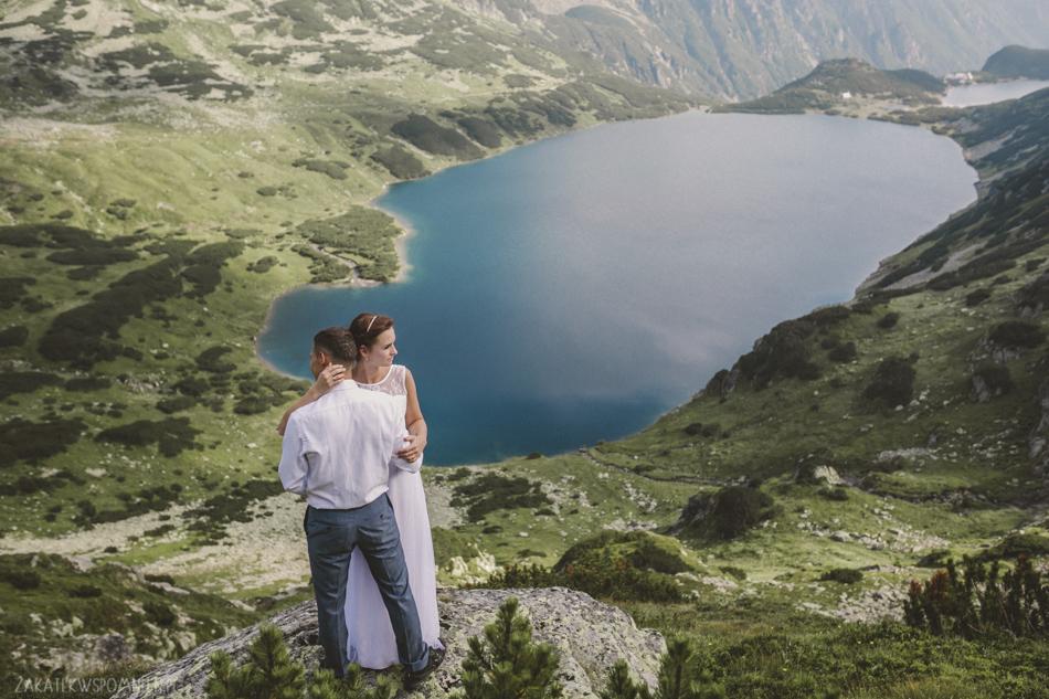 Sesja ślubna w Tatrach-97