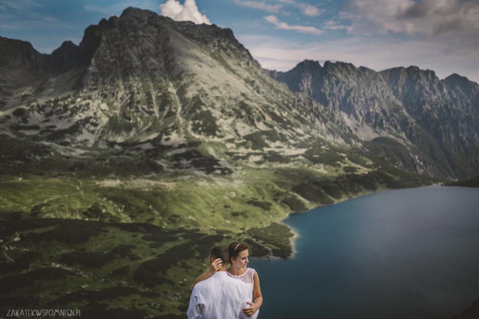 Sesja ślubna w Tatrach-98
